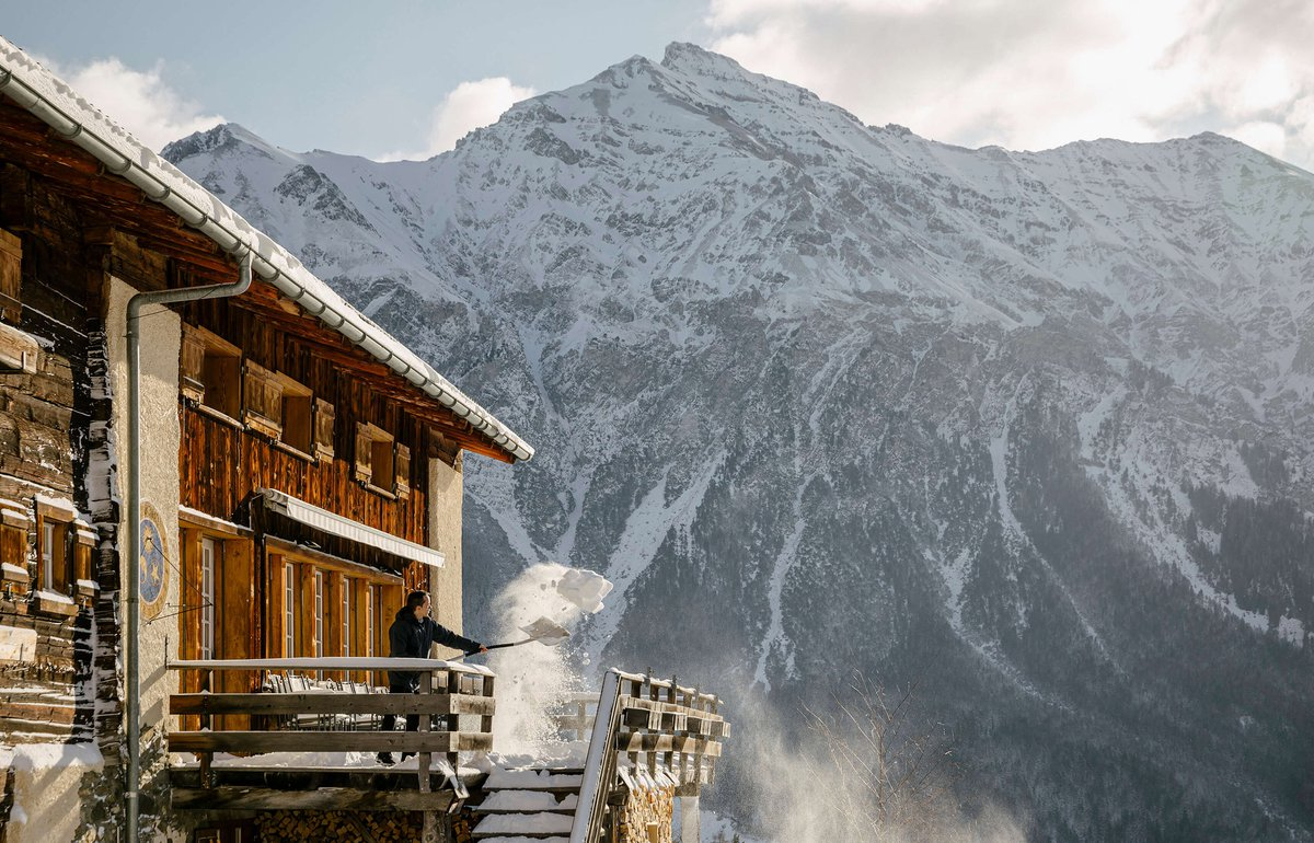 The unique boutique hotel in the alps
